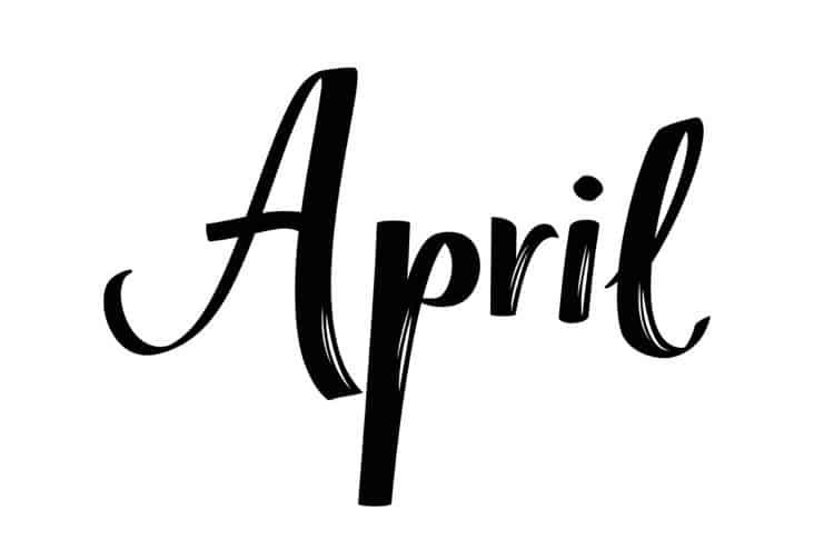Serra and Speller - April issue